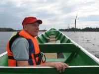 stuwmeer varen